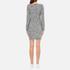 Superdry Women's Augusta Bodycon Dress - Rocky Grey: Image 3