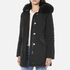 Woolrich Women's Luxury Arctic Parka - Fox Black: Image 2