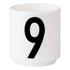 Design Letters Espresso Cup - 9: Image 1