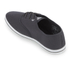 Henleys Men's Stash Canvas Pumps - Charcoal: Image 4