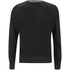 Produkt Men's Knit Raglan Crew Neck Sweatshirt - Black: Image 1