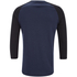 Produkt Men's 3/4 Sleeve Raglan Top - Dress Blue: Image 2