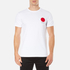 Edwin Men's Red Dot Logo 2 T-Shirt - White: Image 1