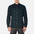 Edwin Men's Standard Shirt - Black Watch Tartan: Image 1
