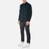 Edwin Men's Standard Shirt - Black Watch Tartan: Image 4