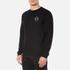 Edwin Men's Classic Crew Logo 2 Sweatshirt - Black: Image 2