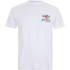 Hot Tuna Men's Rainbow T-Shirt - White: Image 1
