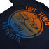 Hot Tuna Men's Colour Fish T-Shirt - French Marine: Image 4