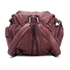 Alexander Wang Women's Mini Marti Backpack - Beet: Image 8