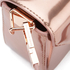 Alexander Wang Women's Prisma Envelope Mini Cross Body Bag - Rose Gold: Image 4