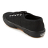 Superga Kids' 2750 Jcot Classic Trainers - Full Black: Image 4