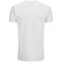T-Shirt Homme Rolling Stones Logo Tongue - Blanc: Image 2