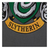 Harry Potter Herren Slytherin Shield T-Shirt - Grau: Image 3