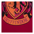 Harry Potter Herren Gryffindor Shield T-Shirt - Rot