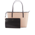 Ted Baker Women's Kaci Zip Top Large Shopper Tote Bag - Camel: Image 7