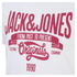 Jack & Jones Men's Originals Raffa T-Shirt - White: Image 3