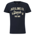 Jack & Jones Men's Originals Raffa T-Shirt - Navy Blazer: Image 1