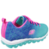 Skechers Kids' Skech Air Lite Trainers - Blue/Aqua: Image 2