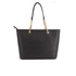 MICHAEL MICHAEL KORS Women's Jet Set Travel Chain TZ Tote Bag - Black: Image 6