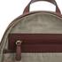 MICHAEL MICHAEL KORS Women's Rhea Zip Mid Stud Backpack - Brick: Image 5
