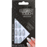 Elegant Touch Trend After Dark Nails - Holographic Clear Stiletto/Chrome Crazy: Image 1