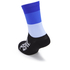 PBK Race High Cuff Socks - Blue