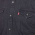 Levi's Men's Barstow Western Shirt - Inky Blue: Image 5