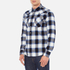 Levi's Men's Barstow Western Shirt - Ferula Dress Blues: Image 2