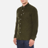 Levi's Men's Sunset 1 Pocket Shirt - Olive Night Melange: Image 2