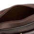 Ted Baker Men's Isaac Embossed Flight Bag - Chocolate: Image 5