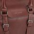Ted Baker Men's Shalala Leather Holdall Bag - Tan: Image 4