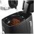 De'Longhi ICMI211.BK Distinta Filter Coffee Maker - Matt Black: Image 2