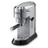 De'Longhi EC680.M Dedica Espresso Coffee Machine - Silver: Image 1