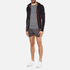 Superdry Men's Gym Sport Runner Panel Zip Hoody - Black: Image 4