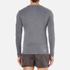 Superdry Men's Gym Sport Runner Long Sleeve Top - Grey Grit: Image 3