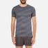 Superdry Men's Gym Base Dynamic Runner T-Shirt - Grey Grit: Image 1
