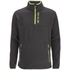 Animal Men's Prudhoes 1/2 Zip Fleece Jumper - Asphalt Grey: Image 1