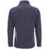 Animal Men's Prudhoes 1/2 Zip Fleece Jumper - Total Eclipse Navy: Image 2