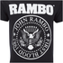 T-Shirt Homme Rambo Seal - Noir: Image 5