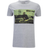 Boys In The Hood Men's Photo T-Shirt - Grau Marl: Image 1