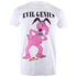 The Raccoons Men's Evil Genius T-Shirt - White: Image 1