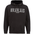 Rum Knuckles Mens London Logo Hoody - Zwart: Image 1