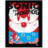 Sonic the Hedgehog Art Print - 14 x 11: Image 1