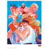 Street Fighter 'Hadouken' Art Print - 14 x 11: Image 1