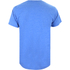 Varsity Team Players Men's Gym T-Shirt - Heather Royal: Image 2
