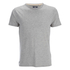 Threadbare Men's William Plain Crew Neck T-Shirt - Grey Marl: Image 1