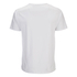 Threadbare Men's Charlie Plain V-Neck T-Shirt - White: Image 2