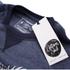 Cotton Soul Men's Free & Wild Sweatshirt - Navy Marl: Image 3