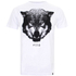 Cotton Soul Men's Wolf T-Shirt - White: Image 1
