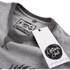 Cotton Soul Men's Free & Wild Sweatshirt - Grey Marl: Image 3